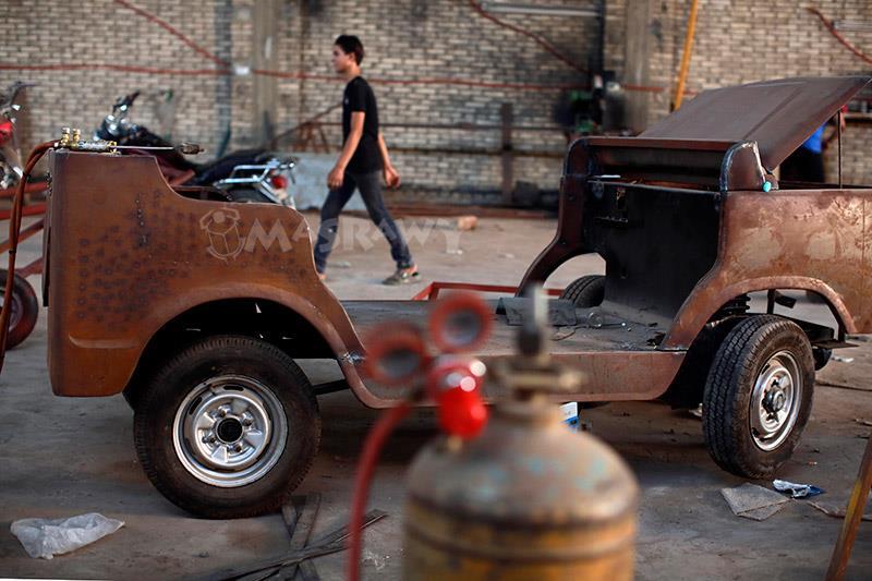 ميني كار ايجيبت سيارة مصرية  (5)