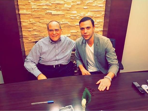 صادق الصباح ومحمد إمام
