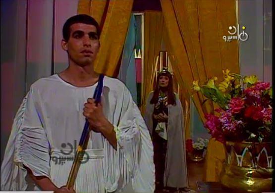 أحمد عبدالعزيز ومحسنة توفيق في الجزء الثالث من لا إله إلا الله