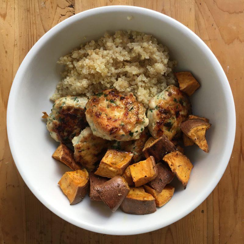 دجاج بالبطاطا والأرز
