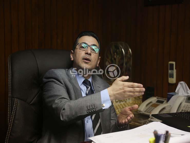 الدكتور أحمد عبدالحافظ رئيس هيئة الأوقاف (3)