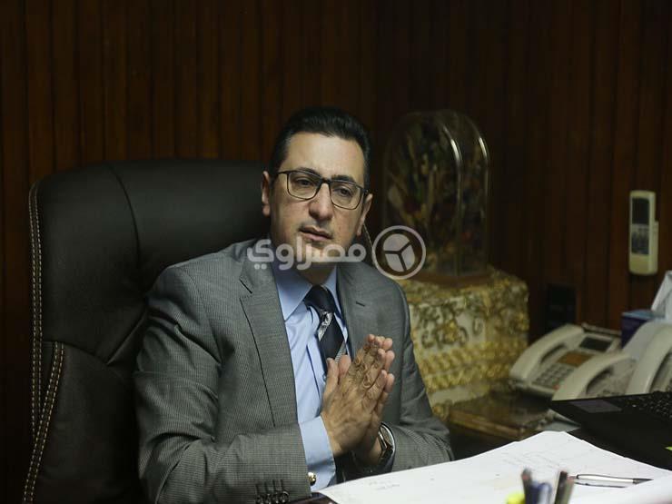 الدكتور أحمد عبدالحافظ رئيس هيئة الأوقاف (2)