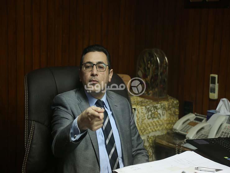 الدكتور أحمد عبدالحافظ رئيس هيئة الأوقاف (8)