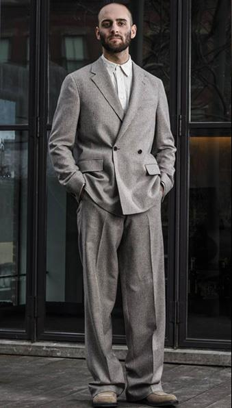 بالصور - هذه أحدث صيحات ملابس الرجال الكلاسيك لشتاء 2018