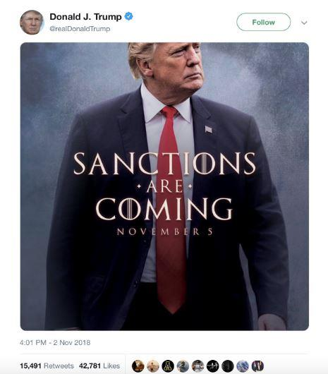 ترامب على تويتر