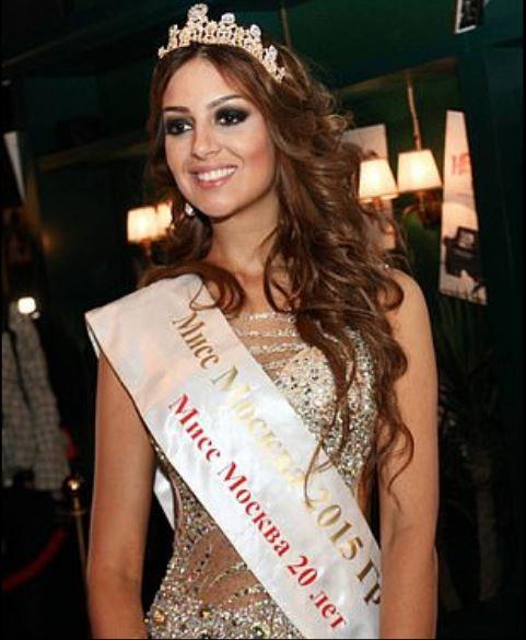 In pictures - I left her dream and her religion. Who is Miss Russia who fell in love with a Muslim ruler? (3)