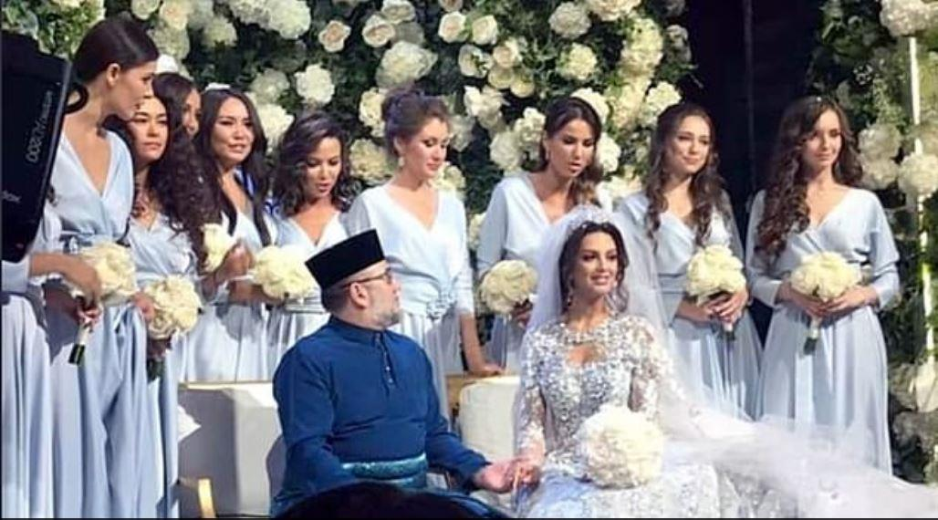 In pictures - I left her dream and her religion. Who is Miss Russia who fell in love with a Muslim ruler? (5)
