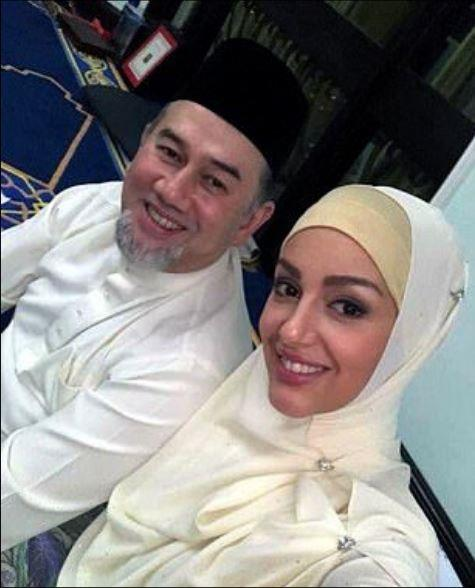 In pictures - I left her dream and her religion. Who is Miss Russia who fell in love with a Muslim ruler? (4)