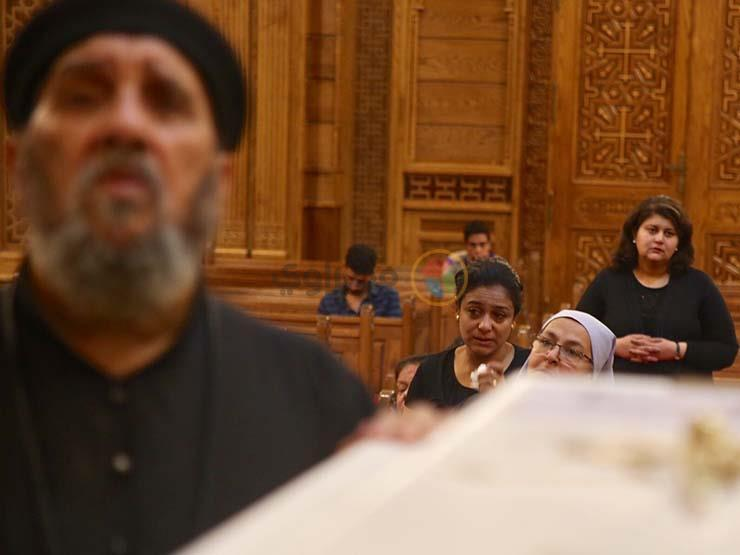 جنازة ضحايا هجوم المنيا