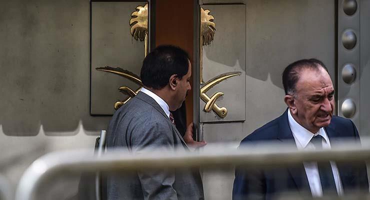 السفارة السعودية في اسطنبول