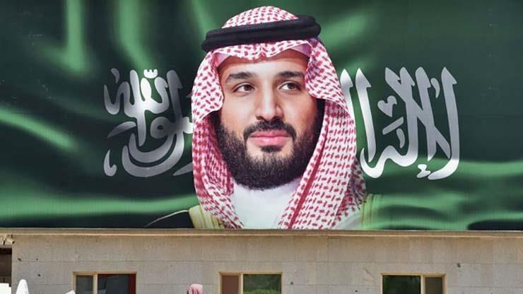 محمد بن سلمان في السعودية