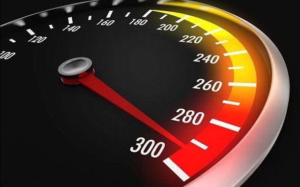 السرعة