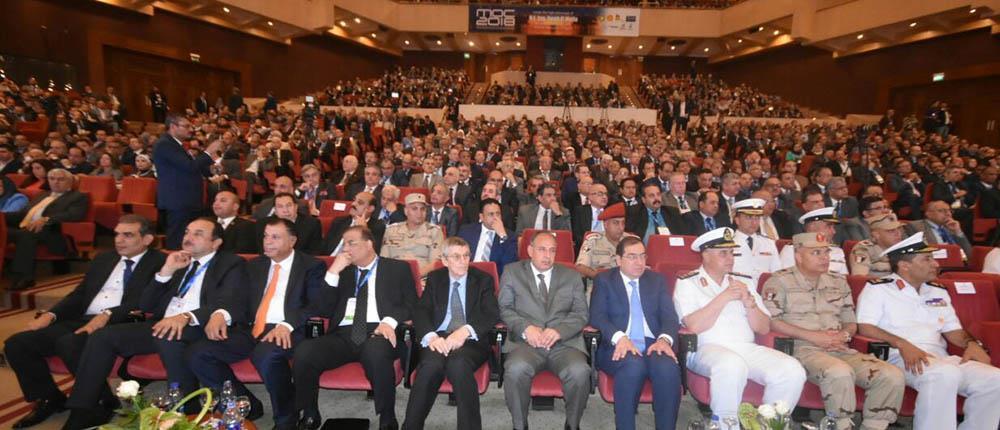 افتتاح مؤتمر موك 2018