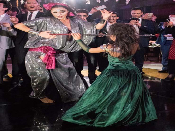 الراقصة الأوكرانية آلا كوشنير