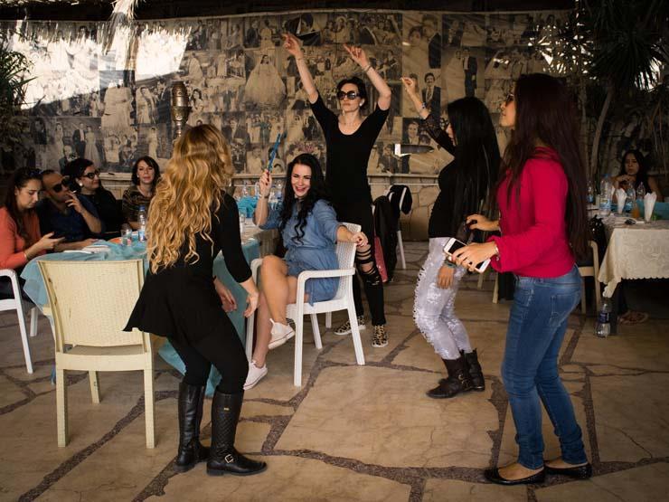 ورشة رقص لراندا كامل
