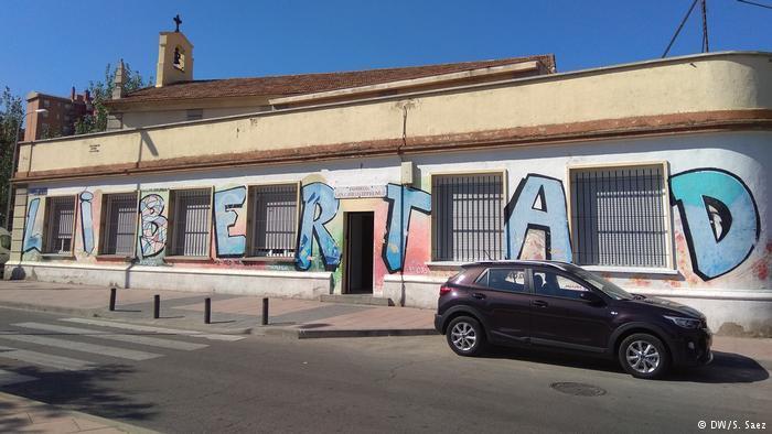 أبرشية سان كارلوس بوروميو في مدريد تقوم بكل ما بوسعها للترحيب بالمهاجرين
