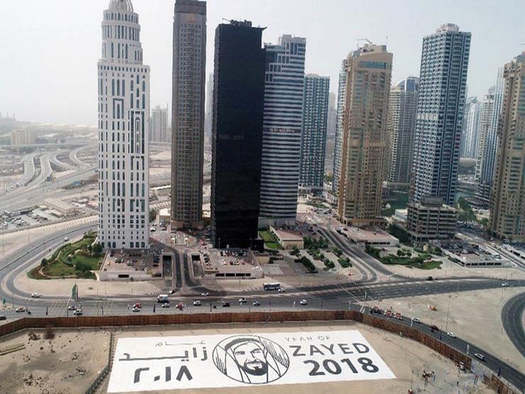 دبي تدخل موسوعة جينيس بأكبر