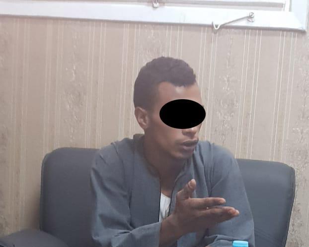 مجزرة شاب ٢٤ سنة يقتل اسرتة بالحومدية 2018_9_21_18_30_41_964