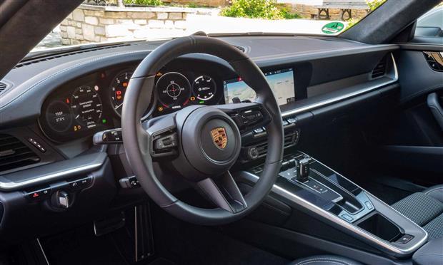 Porsche_Carrera 911_Crayon-3_1