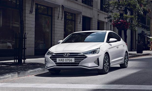 Hyundai Elantra AD