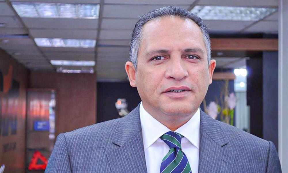 خالد حسني مدير مرسيدس بنز في مجموعة أبوغالي