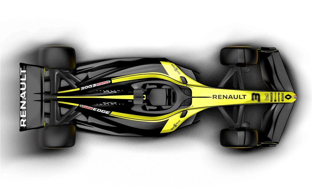 سيارة ٢٠٢١ لفورمولا ١
