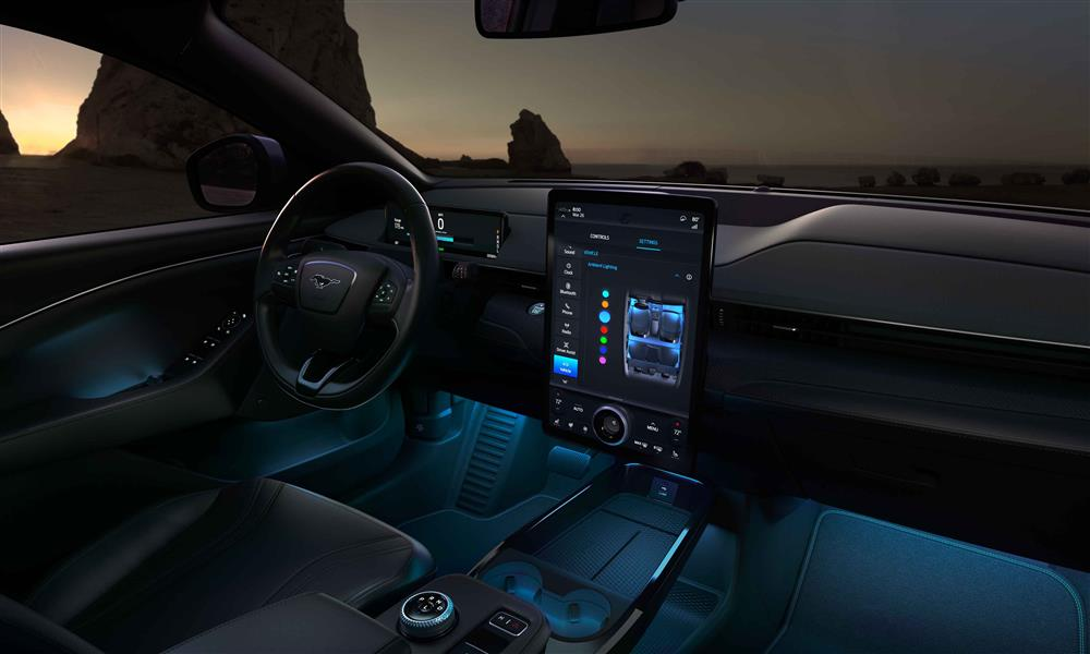 فورد Mustang Mach-E