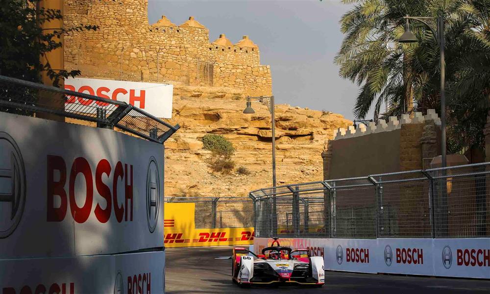 انطلاق موسم ٢٠١٩ / ٢٠٢٠ لفورمولا e الكهربائية من المملكة العربية السعودية