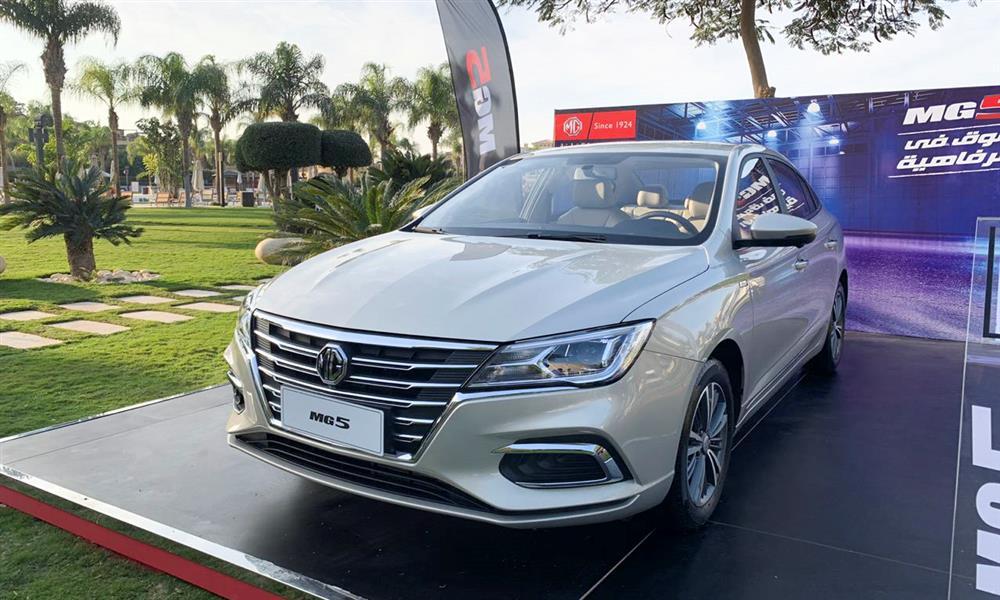 بسعر يبدأ من ٢١٠ ألف جنيه المنصور للسيارات تقدم Mg5 في مصر Shift