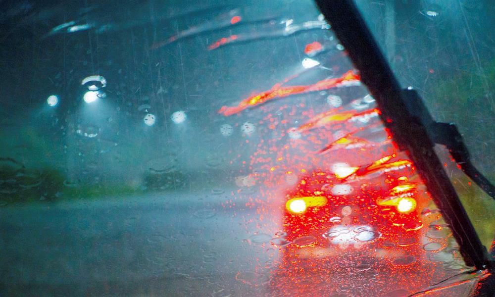 نصائح للنعامل مع الأمطار