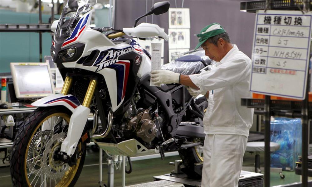 مصنع هوندا