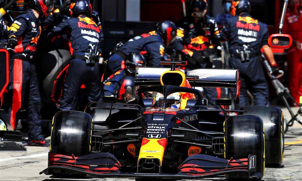 جائزة النمسا الثانية لفورمولا-١