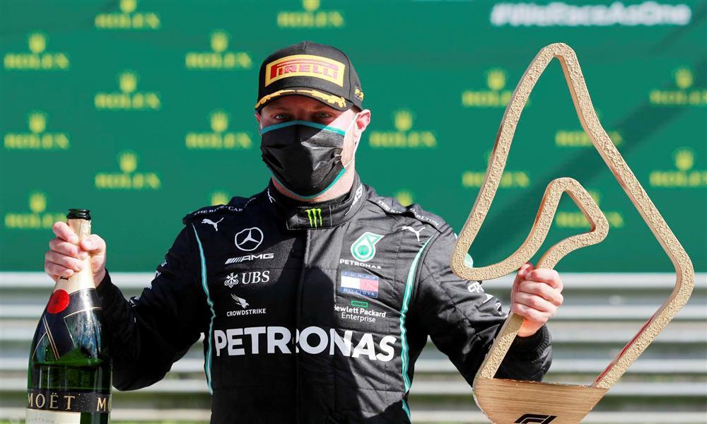 الجولة الأولى من بطولة العالم للفورمولا-١ موسم ٢٠٢٠ جائزة النمسا الكبرى