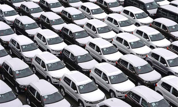 الجمارك: سيارات وقطع غيار بقيمة ٢.٨ مليار جنيه تم الإفراج عنها في مايو