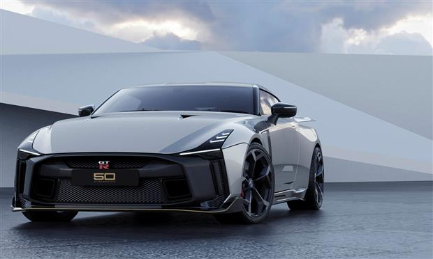 نيسان GT-R50 by Italdesign