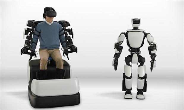 فيديو: تويوتا تقدم روبوت THR3 الجديد