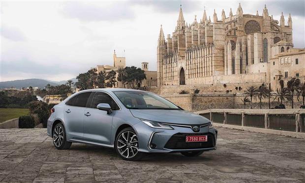 أكثر ٥ سيارات سيدان مبيعاً في مصر خلال النصف الأول من ٢٠٢٠