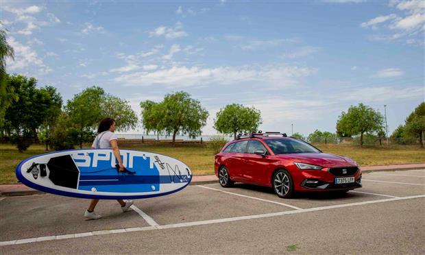سيات تُقدم نصائح لترتيب السيارة عند الذهاب للشاطئ