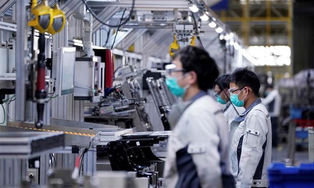 الصين صناعة سيارات