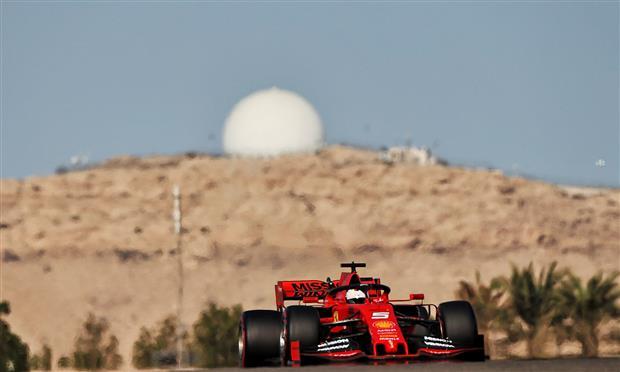 فورمولا ١ البحرين