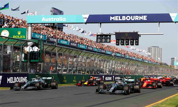 سباق استراليا