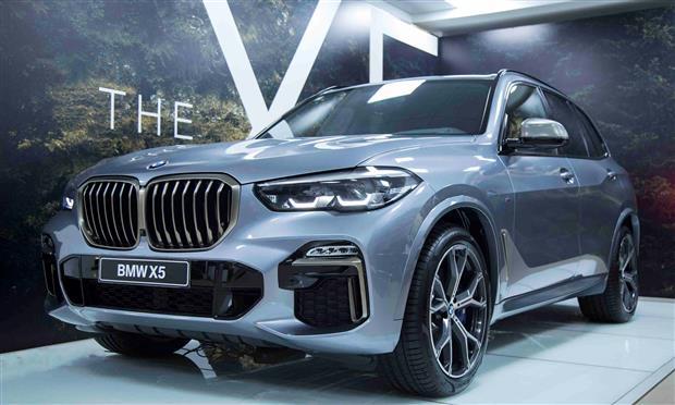 BMW X5-M50i