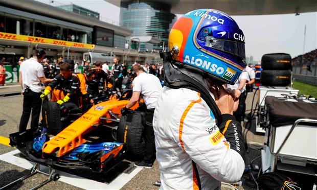 رينو تعلن عن عودة فرناندو ألونسو لفورمولا-١بداية من موسم ٢٠٢١