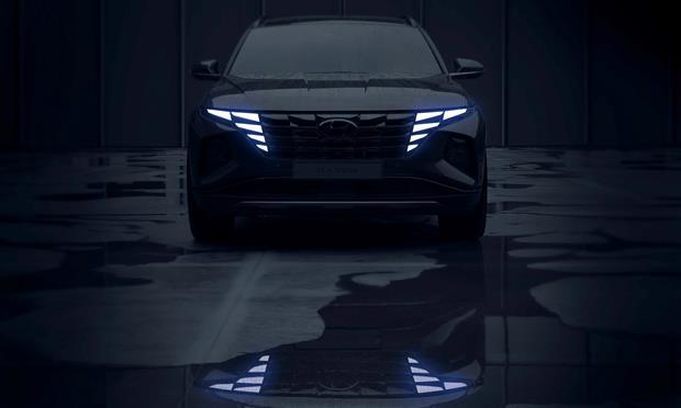 هيونداي توسان ، 2021 ، توسان 2021 ، Hyundai Tucson