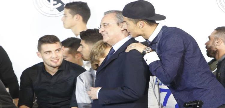رونالدو اقترب من الرحيل عن ريال مدريد