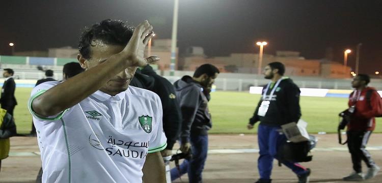 محمد عبد الشافي يرحل عن صفوف الأهلي السعودي