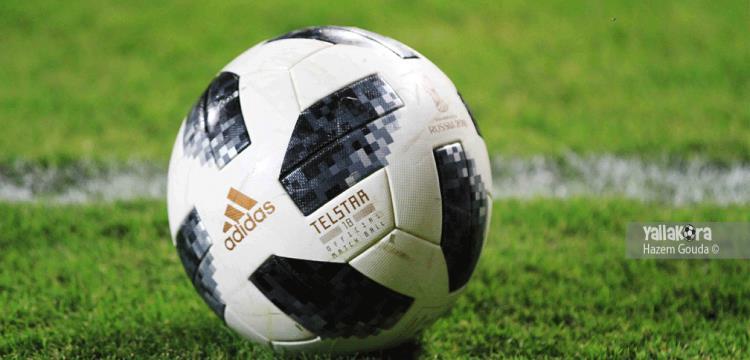 كرة كأس العالم في ملعب برج العرب