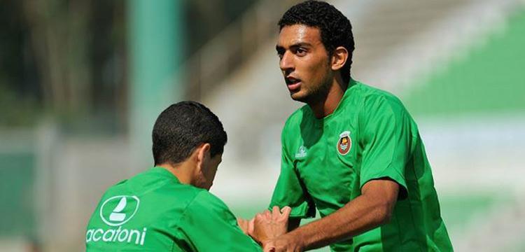 أحمد حسن كوكا لاعب فريق ريو آفي البرتغالي