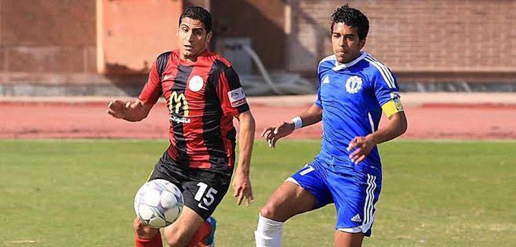أحمد حمودي لاعب سموحة - صورة أرشيفية