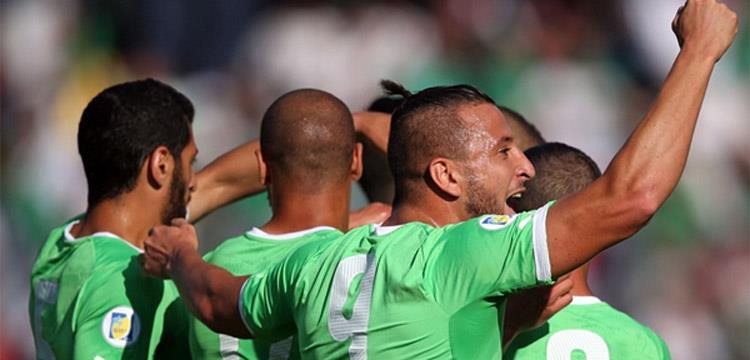 الجزائر تكتسح أرمينيا بثلاثية استعدادا لكأس العالم  7002014_5_31_21_34